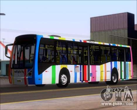 Caio Millennium II Volksbus 17-240 for GTA San Andreas left view