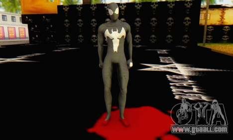 Skin The Amazing Spider Man 2 - Molecula Estable for GTA San Andreas seventh screenshot