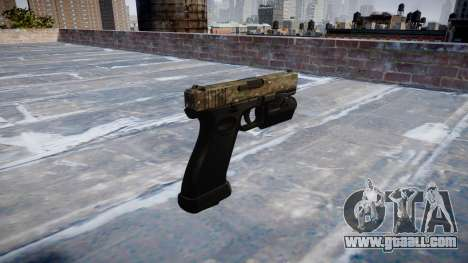 Pistol Glock 20 devgru for GTA 4 second screenshot