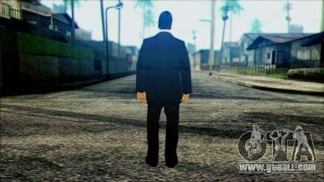 Triada from Beta Version for GTA San Andreas second screenshot
