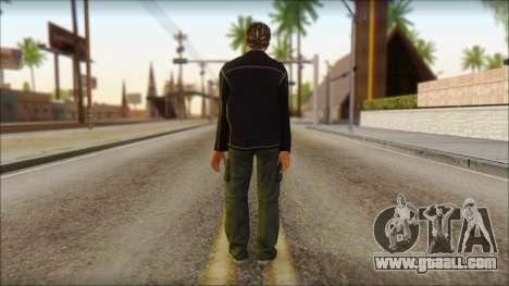 GTA 5 Ped 4 for GTA San Andreas second screenshot