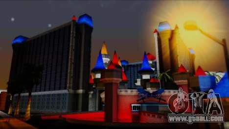 Graphic Unity V4 Final for GTA San Andreas twelth screenshot