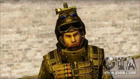 Soldiers of the EU (AVA) v1 for GTA San Andreas third screenshot