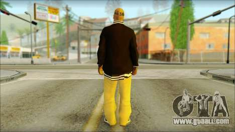 El Coronos Skin 2 for GTA San Andreas second screenshot