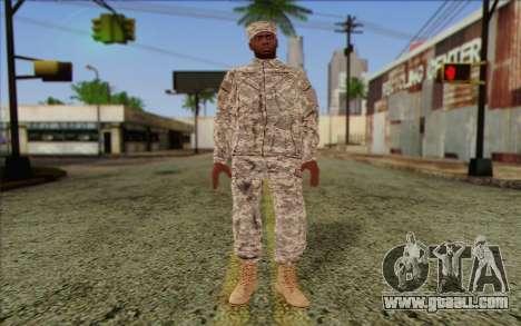 California National Guard Skin 5 for GTA San Andreas