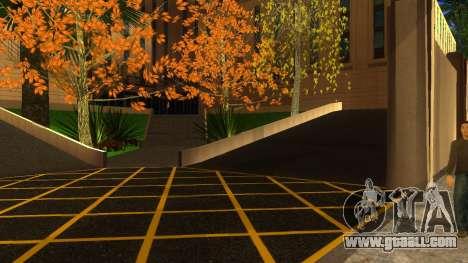 HD Textures skate Park and hospital V2 for GTA San Andreas second screenshot
