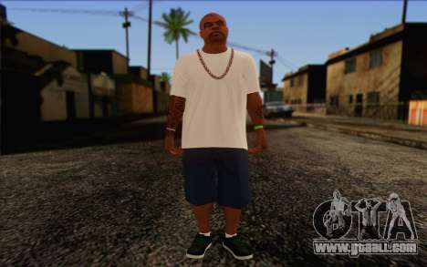 Stretch from GTA 5 for GTA San Andreas