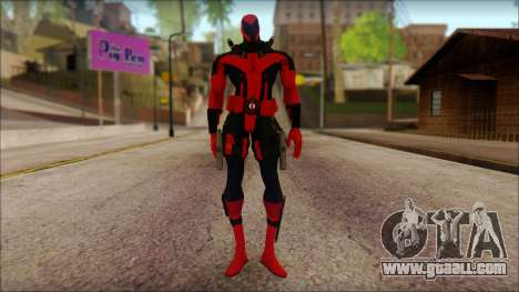 Ultimate Deadpool The Game Cable for GTA San Andreas