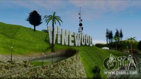 Graphic Unity V4 Final for GTA San Andreas fifth screenshot