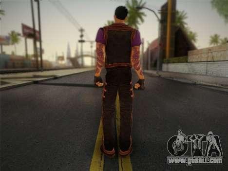 Slim Thug for GTA San Andreas second screenshot