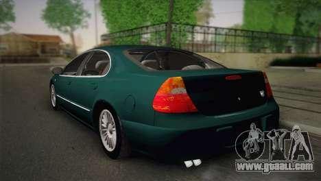 Chrysler 300M for GTA San Andreas left view