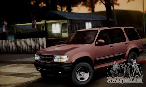 Ford Explorer 1996 for GTA San Andreas