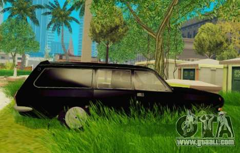 GAS-24-12 Hearse for GTA San Andreas left view