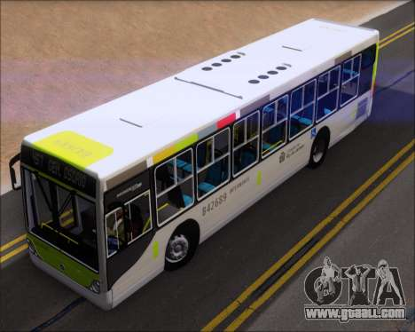 Caio Induscar Mondego H Mercedes-Benz O-500U for GTA San Andreas inner view
