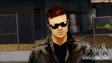 Shades Claude v1 for GTA San Andreas third screenshot