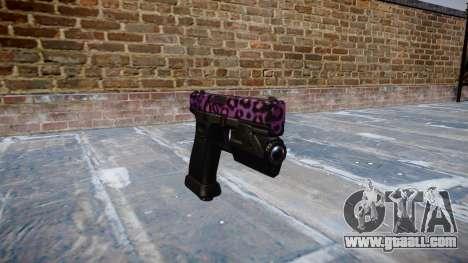 Pistol Glock 20 party rock for GTA 4