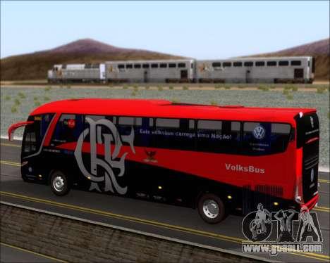 Marcopolo Paradiso 1200 G7 4X2 C.R.F Flamengo for GTA San Andreas interior