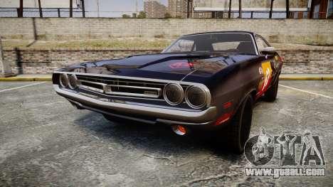 Dodge Challenger 1971 v2.2 PJ8 for GTA 4
