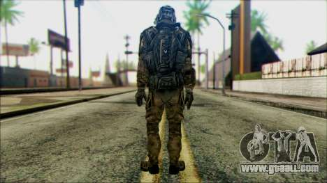 Soldiers of team Phantom 1 for GTA San Andreas second screenshot