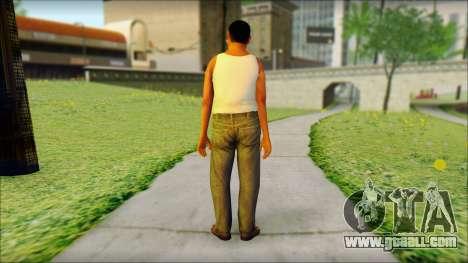 GTA 5 Ped 2 for GTA San Andreas second screenshot