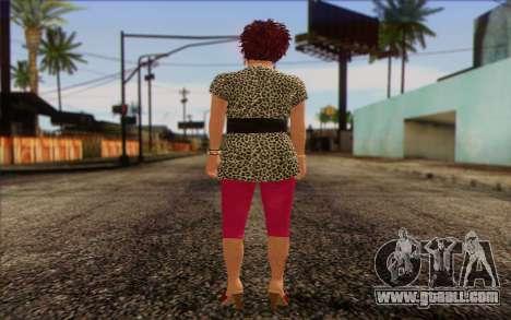 Trevor Phillips Skin v1 for GTA San Andreas second screenshot