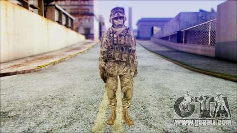 Ranger (CoD: MW2) v1 for GTA San Andreas