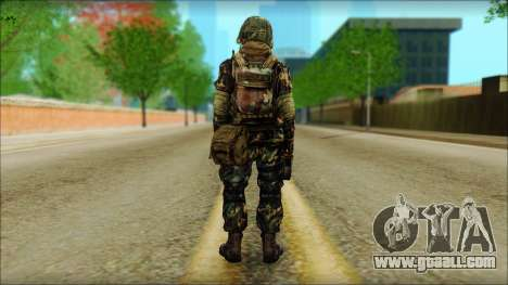 STG from PLA v1 for GTA San Andreas second screenshot