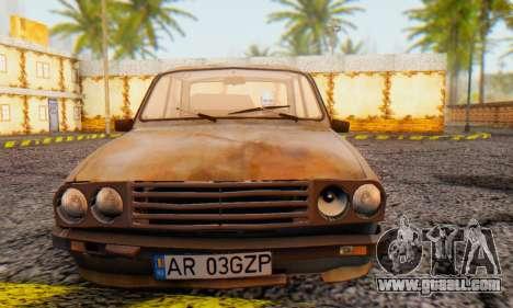 Dacia 1310 MLS Rusty Edition 1988 for GTA San Andreas left view