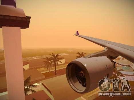 Airbus A330-200 Hawaiian Airlines for GTA San Andreas