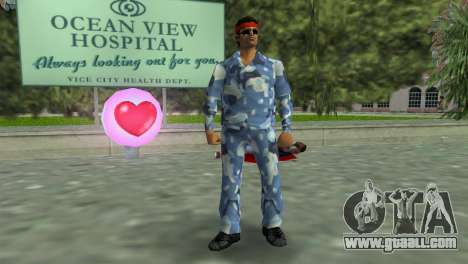 Camo Skin 11 for GTA Vice City second screenshot