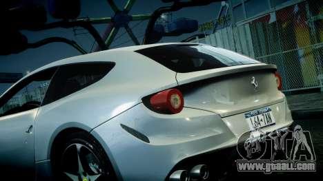 Ferrari FF 2011 v1.5 for GTA 4 side view
