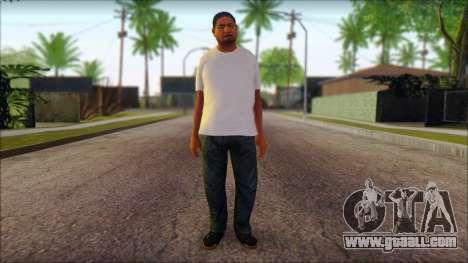 GTA 5 Ped 18 for GTA San Andreas