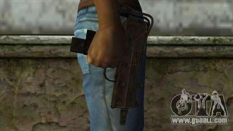 TheCrazyGamer Mac 10 for GTA San Andreas third screenshot