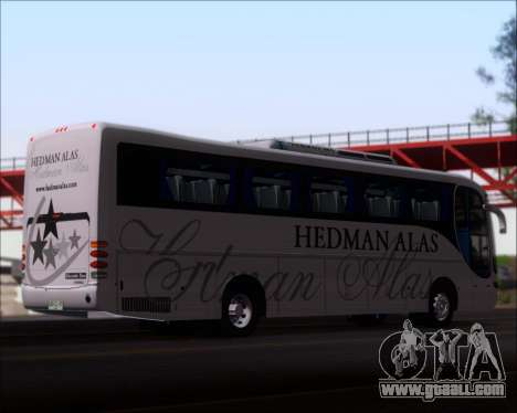 Comil Champione 2005 Hedman Alas for GTA San Andreas right view