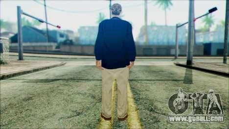 Rosenberg from Beta Version for GTA San Andreas second screenshot