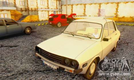 Dacia 1310 TX Stock v1 for GTA San Andreas