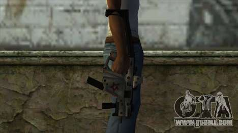 Kriss Super from PointBlank v2 for GTA San Andreas third screenshot
