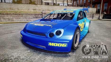 Zenden Cup Kicker for GTA 4