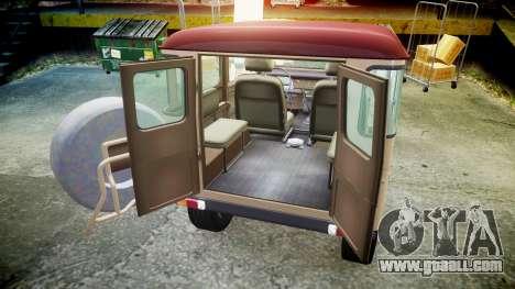Toyota FJ40 Land Cruiser 1978 v1.7 for GTA 4 side view