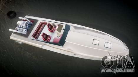 GTA San Andreas Jetmax for GTA 4 right view