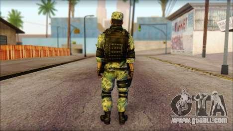 MG from PLA v1 for GTA San Andreas second screenshot