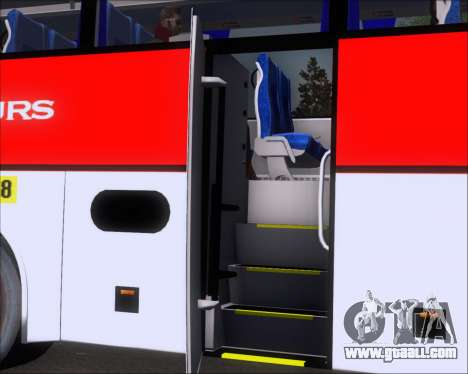 MAN Lion Coach Rural Tours 2790 for GTA San Andreas side view
