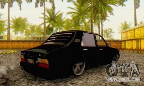 Dacia 1310 TLX PRN for GTA San Andreas left view