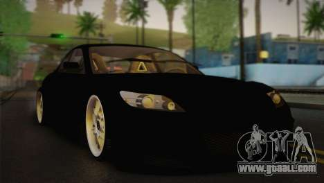 Mazda RX-8 Drift for GTA San Andreas