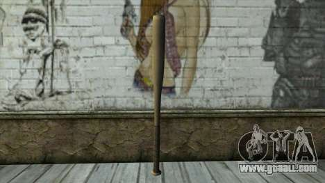 Vandal Euromaidan Style Bat for GTA San Andreas second screenshot