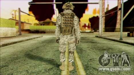 Ranger (CoD: MW2) v4 for GTA San Andreas second screenshot