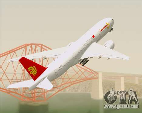 Boeing 777-200ER Air China for GTA San Andreas