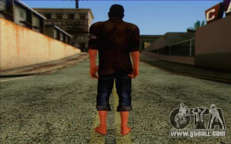 Dennis Rogers (Far Cry 3) for GTA San Andreas second screenshot