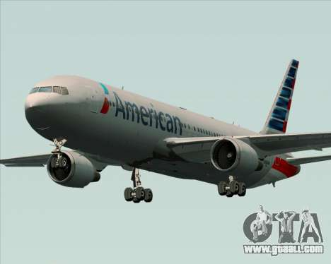 Boeing 767-323ER American Airlines for GTA San Andreas