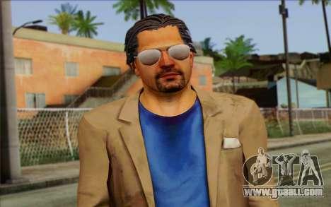 Willis Huntley from Far Cry 3 for GTA San Andreas third screenshot